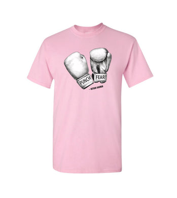 PUNCH FEAR Shirt - Pink