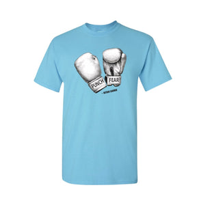 PUNCH FEAR Shirt - Blue