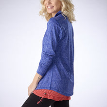 Be Covered Long Sleeve Nursing Pullover