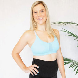Sports Nursing Bra - Medium-High Support - The Super Set Bra