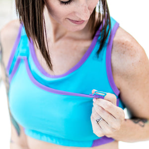 Be Active Nursing Sports Bra