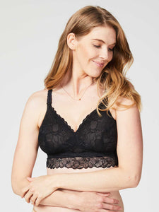 Chantilly Nursing Bralette (E-G cups)