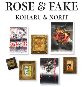 ROSE & FAKE - KOHARU & NORIT