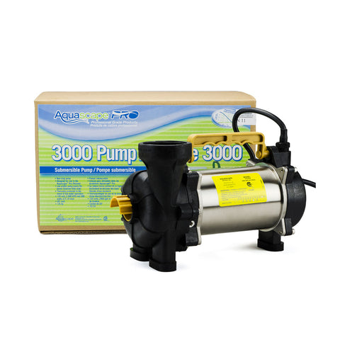 AquascapePRO Pond Pumps