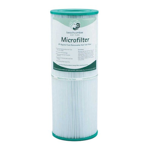 25 Sq/Ft Beachcomber Microfilter Cartridge for Hot Tubs
