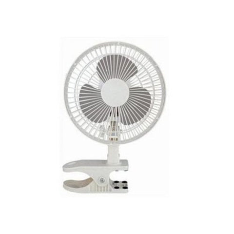 "Wind Devil 6"" Clip Fan 2 Speed"