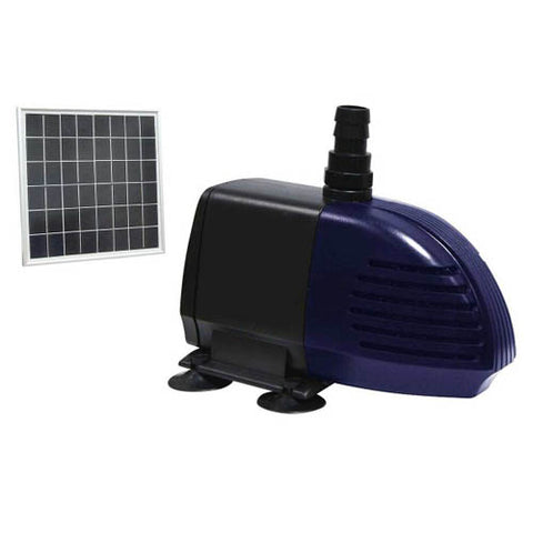 Solar Powered Hybrid Pump