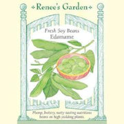 Soy Beans Edamame - Renee's Garden Seeds