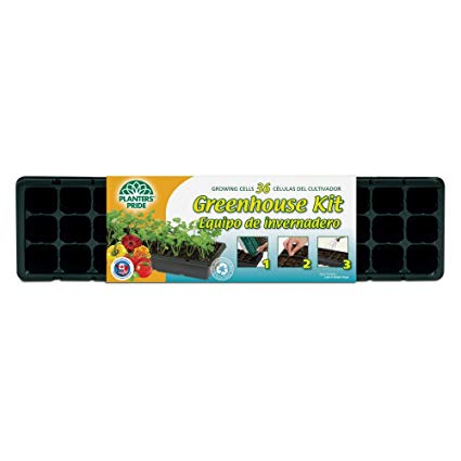 Planters Pride Greenhouse Starter Kit 36