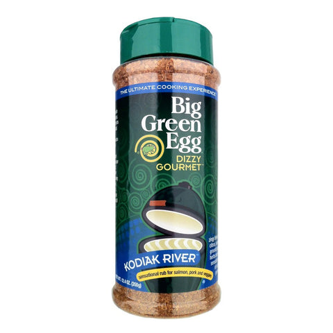 Big Green Egg Kodiak River Dizzy Gourmet Seasoning