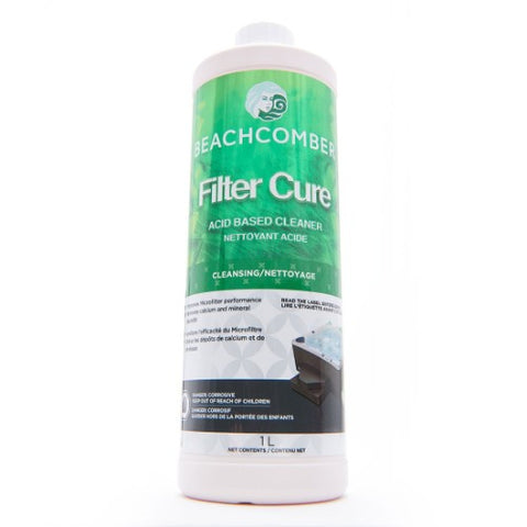 Filter Cure 1L - Filter Cleaner Beachcomber Hot Tubs