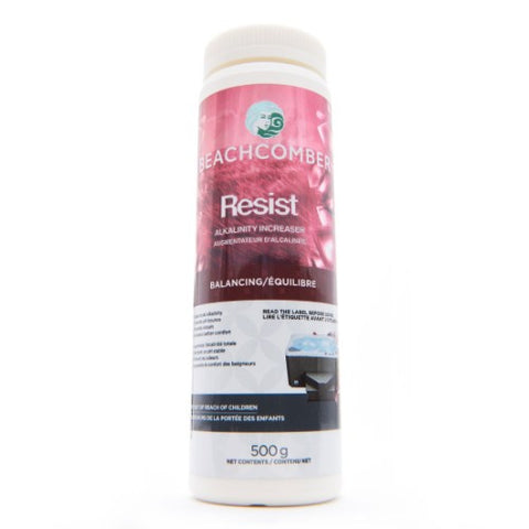 Resist 500g - Alkalinity Increaser By Beachcomber