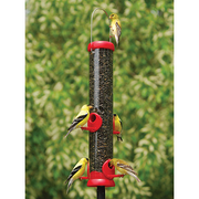 "Bird Lovers 4 Port 15"" Bird Feeder"