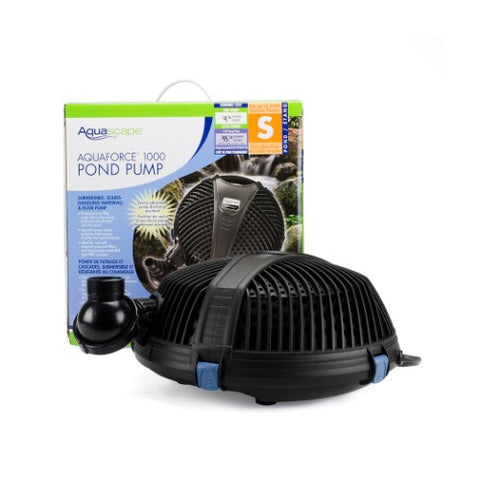 AquaForce 1000 Pond Pump