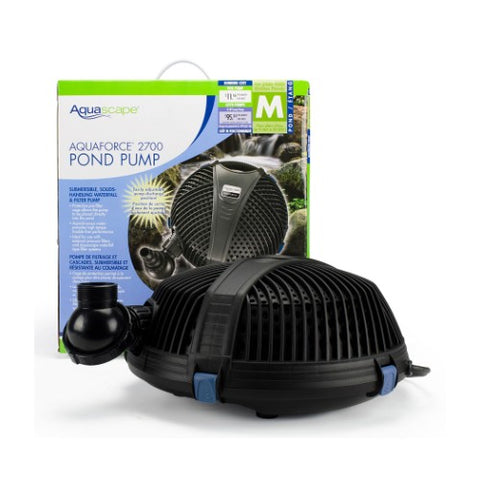 AquaForce 2700 Pond Pump