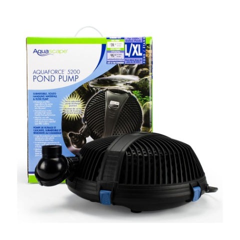 AquaForce 5200 Pond Pump