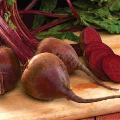 Seed Tape Beets Detroit Dark Red - McKenzie Seeds
