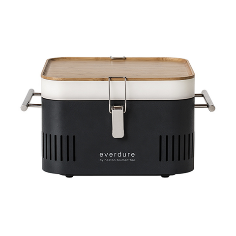 CUBE Charcoal BBQ - Everdure by Heston Blumenthal