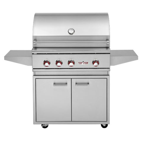 32″ Outdoor Gas Grill - Delta Heat