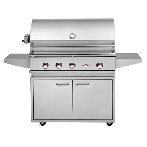38″ Outdoor Gas Grill - Delta Heat