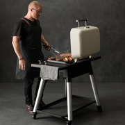 FURNACE 3 Burner Gas BBQ - Everdure by Heston Blumenthal