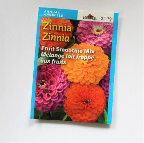 Zinnia Fruit Smoothie - Burpee Seeds