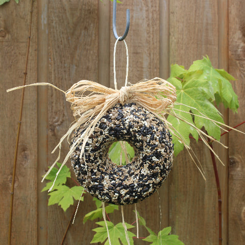 C&S Products Bird Seed Doughnut - Large