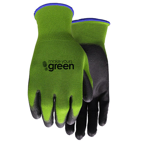 Make Yours Green Gardening Gloves