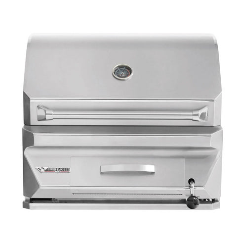 "30"" Outdoor Charcoal  Grill - Twin Eagles"