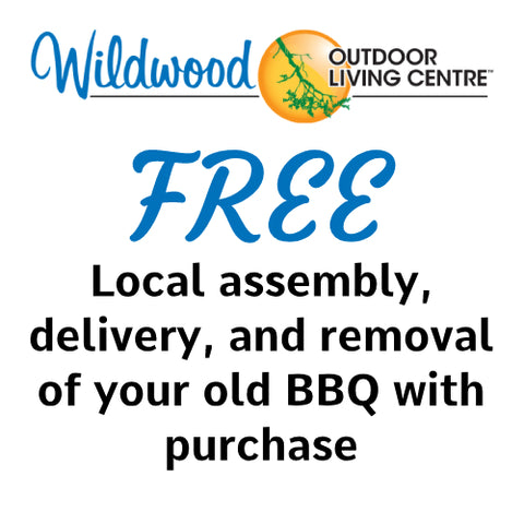 FREE Local Assembly, Delivery, And Removal