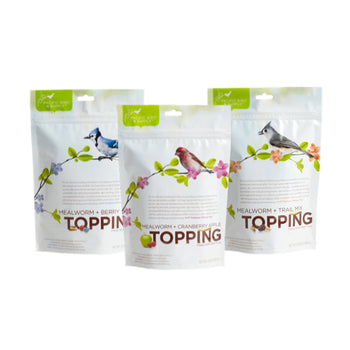 Mealworm Topping Bird Feed