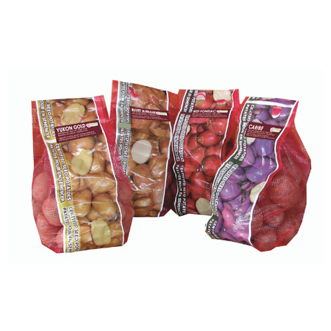 Potatoes Caribe Purple
