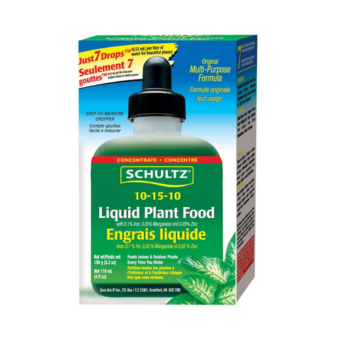 Schultz Liquid Plant Food (4 oz)