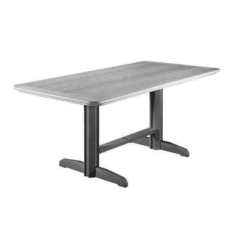 "72"" Rectangular Dining Table - T11"