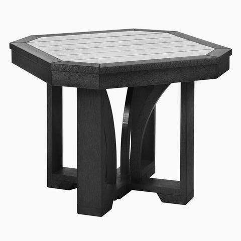 "24"" Square End Table - T31"