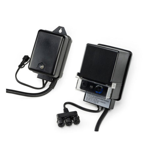 Garden and Pond Transformers with Photocell