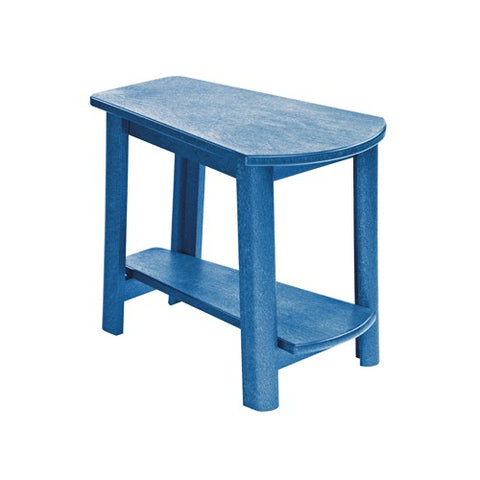 CR PLASTICS T04 ADDY SIDE TABLE BLUE