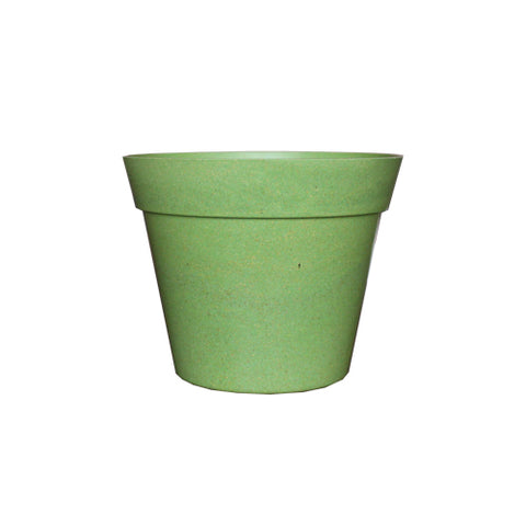 green biodegradable pot