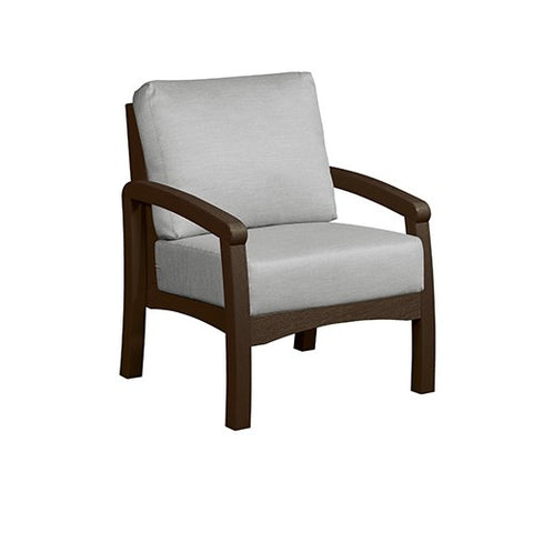 Arm Chair and Cushions - Standard - DSF161