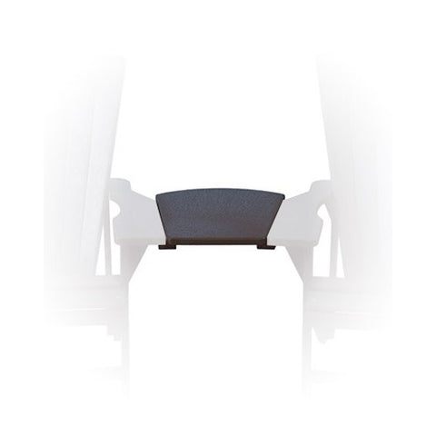 A10 Arm Table Black | CR PLASTICS Outdoor Furniture