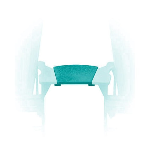 A10 Arm Table Turquoise | CR PLASTICS Outdoor Furniture