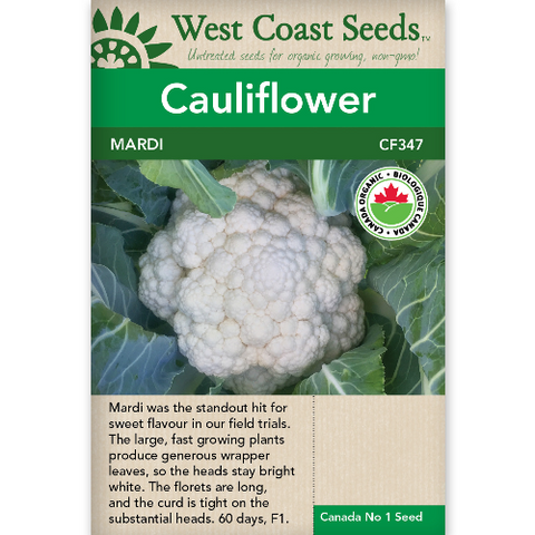 Cauilflower Mardi - West Coast Seeds