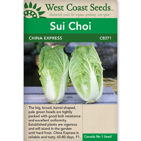 Sui Choi China Express - West Coast Seeds