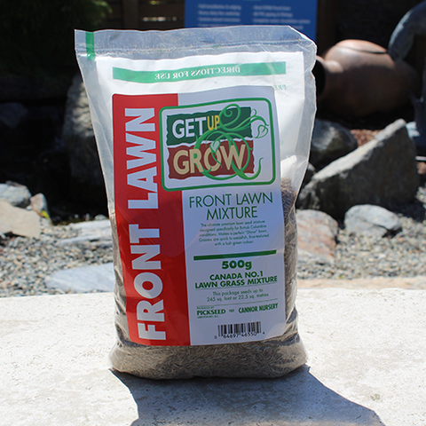 Get Up & Grow Front Lawn Grass Seed