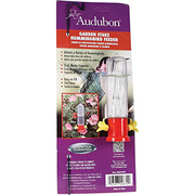 Garden Stake Hummingbird Feeder perfect for hanging baskets