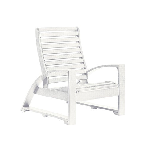 C30 LOUNGE CHAIR WHITE 02 CR PLASTICS