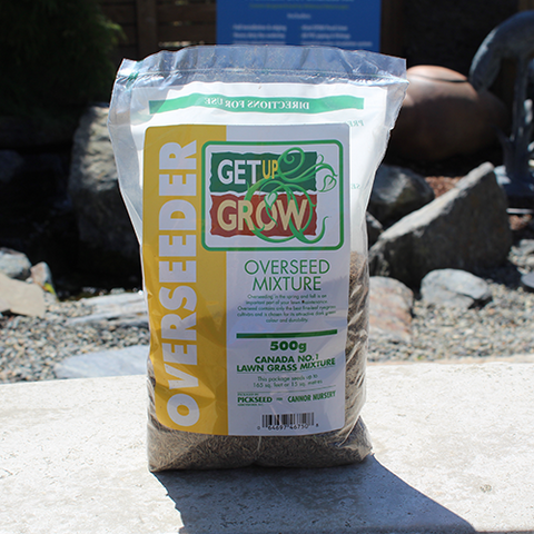 Get Up & Grow Overseed Grass Seed