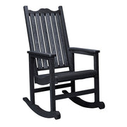 C05 PORCH ROCKER BLACK