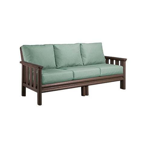 DSF143 Sofa and Cushions - Standard