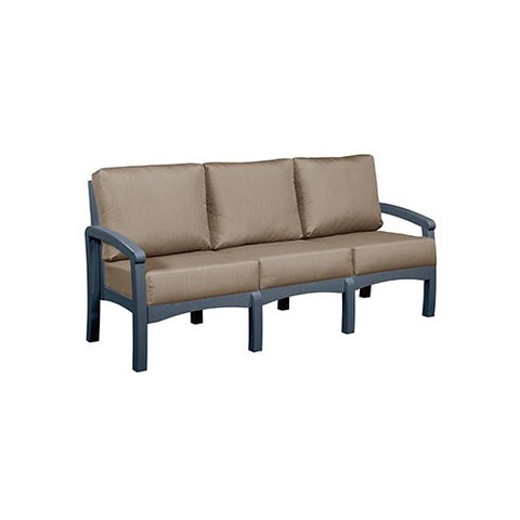 DSF163 Sofa and Cushions - Standard